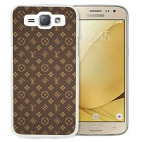 Casing Hp LV Pattern Samsung Galaxy J2 Prime Custom Case