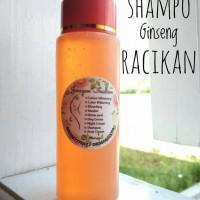 Shampo ginseng By dr. Endang Unair - Shampo anti rontok Tradisional