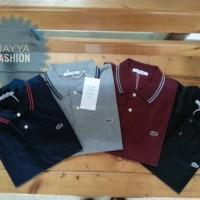 Polo Shirt Lacoste Original Import