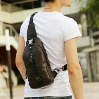 HOT Tas Selempang Slempang Pria wanita amry bag import impor -MOY-