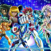 Film Movie Video Anime Saint Seiya Omega Subtitle Indonesia