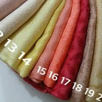Jual kain batik katun viscose polos 1.7 Murah