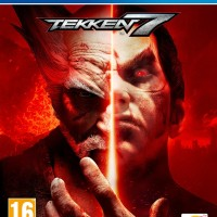 Kaset Game BD PS4 PS 4 NEW baru tekken 7 baru bnib playstation teken