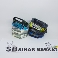 Jual Miband 2 / Mi band 2 Strap Silicon - Xiaomi Miband 2 Oled - Army Murah