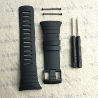 Strap Suunto Core / Tali Jam Suunto Core All Black