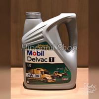 Oli Mesin Diesel Mobil Delvac 1 (5W-30) LE