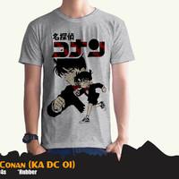 Kaos Anime | T-Shirt Anime | KA DC 01 | Kaos Detective Conan