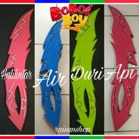 Pedang Boboiboy Halilintar
