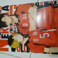 READY STOK Poster Anime Haikyuu Kenma