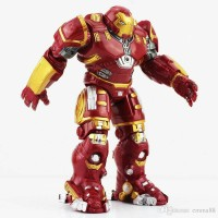 Mainan Action Figure Hulk Buster Iron Man