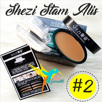 Jual Shezi Stampel Alis NO. 2 / Eyebrow Stamp / Stempel Alis Murah