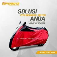 Cover | Sarung Motor Supernova 2in1 Vixion, CB150R, Xabre, GSX-S150