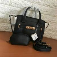 Tas Wanita/ Tas Coach Swagger 3 Tone/ Hand Bag Coach/ Tas Branded