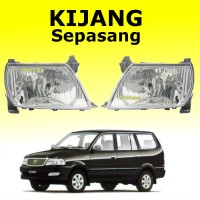 harga Head Lamp Kijang Pickup Pick Up Pu 2002 2003 2004 2005 2006 Headlamp Tokopedia.com