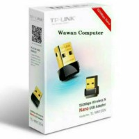 Jual TP-LINK WIFI TL-WN725N 150Mbps WIRELESS N NANO USB ADAPTER Murah