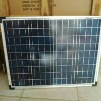 Harga Promo Solar Panel / Panel Surya / Solar Cell Dekade 50 wp Poly
