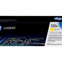 Toner Hp Laserjet 125A (CB542A)