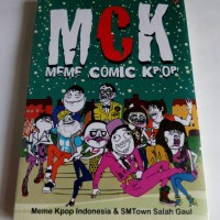 MCK MEME COMIC KPOP
