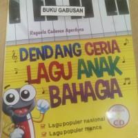 BUKU ANAK DENDANG CERIA LAGU ANAK BAHAGIA FREE CD vn