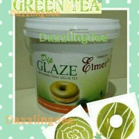 Jual Elmer Dip Glaze Green Tea 1 Kg / Selai Greentea Elmer Chocomaltine Murah