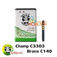 Baterai Rakkipanda For Samsung Champ C3303 Bronx Double IC Protection