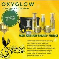 OXYGLOW ACNE + PEELFACE SERUM