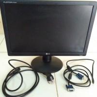 Jual MONITOR LCD LG W1941S 18'5  Widescreen Minus Murah
