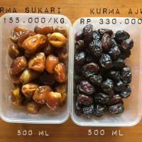 Jual Kurma Sukari (kurma masjid nabawi) 100% Original Murah