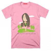 T-Shirt Couple Adam & Eve