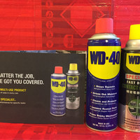 wd40/wd 40/wd382 ml + wd40 contact cleaner