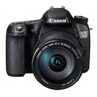 Canon EOS 70D 18-200mm IS