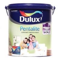 Cat Dulux Pentalite Brilliant White 20L (pail)