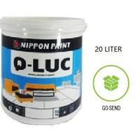 Cat Tembok Qluc Emulsion Paint 20 kg By Nippon Paint KHUSUS GOJEK