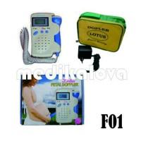 harga Jual Fetal Doppler Lotus Lcd Termurah Tokopedia.com