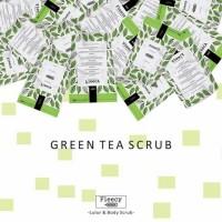 Jual Green Tea Fleecy Face dan Body Scrub Murah