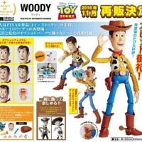 Kaiyodo Woody Toy Story Legacy Of Revoltech