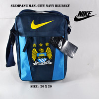 TAS GADGET SLING BAG NIKE MAN CITY TERMURAH