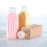 Botol pet 250ml kotak cimory yogurt taro susu juice jelly
