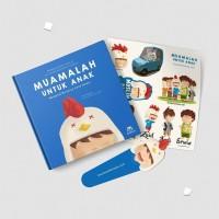 Buku Cerita Edukasi Anak Muslim Islam Soleh Agama kado ulang tahun