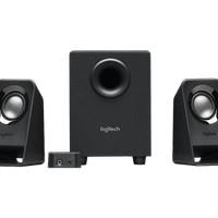Harga speaker logitech z213 compact 2 1 speaker system full sound | antitipu.com