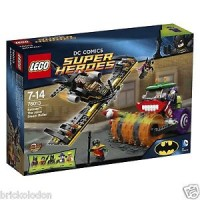LEGO 76013 DC Comics Super Heroes Joker Steamroller New Sealed