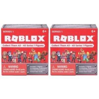NEW Roblox Blind Mystery Box 2PK Series 1 Action Figures Case Collecti