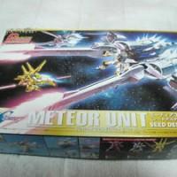 Bandai scale 1/400 model Gundam Collection Unit Seed Destiny Meteor un