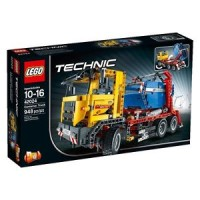 LEGO TECHNIC CONTAINER TRUCK TRANSPORT NEW IN SEALED BOX, RARE 42024