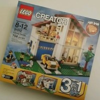 LEGO Creator Family House 31012 New Sealed Set