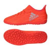 6eb21f1945460f adidas 2016 Junior X 16.3 Turf Futsal Shoes Soccer Football Cleats Ora