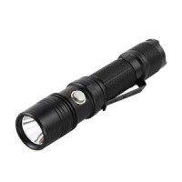 Pisau ThruNite TN12 CW 2016 Flashlight 1050 Lumens Black Body Cool Whi