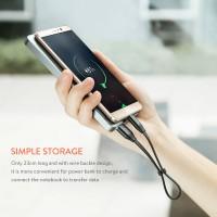 Baseus 3A Portable Fast Charging Cable Type-C 23cm Original