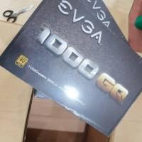EVGA 1000 GQ Power Supply 80+ Gold Efficiency Modular
