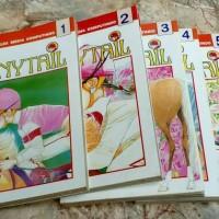 Komik Serial Top Ponytail 1-5 Tamat